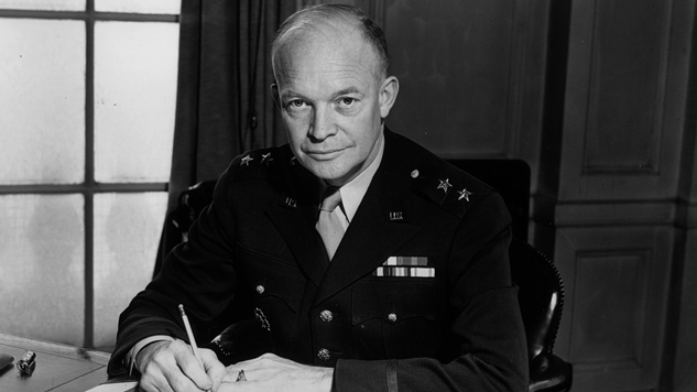 Now That War With Iran Looms, Let Former President Dwight Eisenhower Remind Us Why