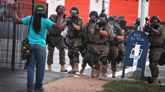 New Study: Militarizing the Police Hurts Everyone, Including the Police