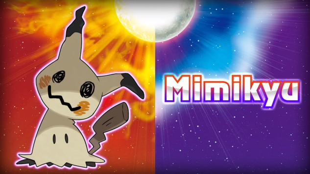 Bewear Mimikyu And More New Pokémon From Pokémon Sun And Moon