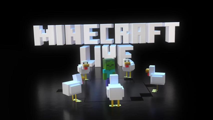MINECON 2020 Is Now Minecraft Live, and Coming in October