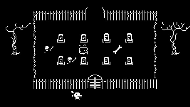 Death Isn't an Enemy in <i>Minit</i>