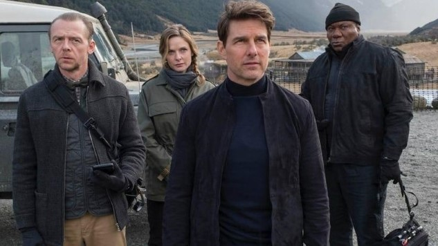 Watch a Bunch of People Get Hit By Cars in the Trailer for <i>Mission: Impossible - Fallout</i>