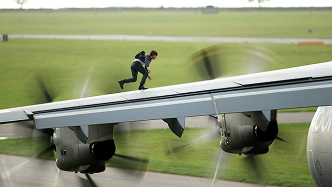 <i>Mission: Impossible &#8212; Rogue Nation</i>
