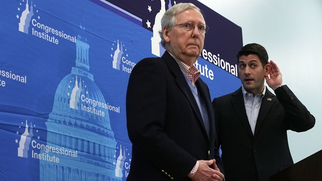 McConnell and Ryan Rebuke Trump on Disastrous Putin Presser