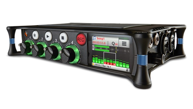 The Sound Devices MixPre-6M Simplifies Recording Both Inside and Outside the Home