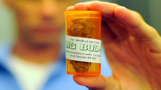 Is Big Ganja The Next Big Pharma?