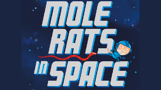 <i>Mole Rats in Space</i> Is a Smart Co-op Strategy Game for All Ages