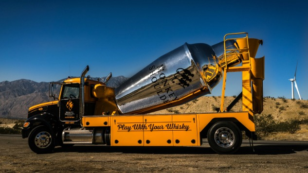 Monkey Shoulder is Touring the U.S. With a 2,400-Gallon Cocktail Shaker