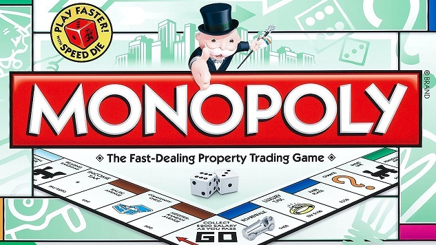<i>Monopoly</i> Ditches the Thimble, Because America is Bad Now