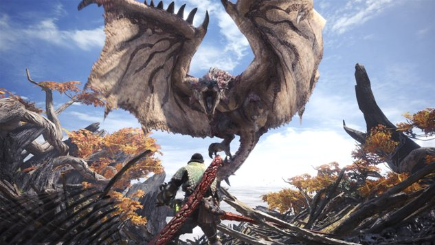 <i>Monster Hunter: World</i> Reminds Us of Our Place in the Ecosystem
