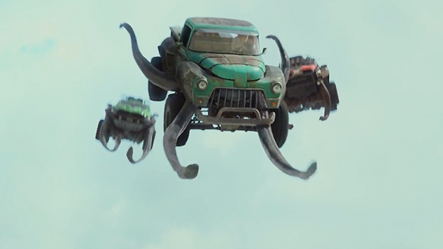 <i>Monster Trucks</i>