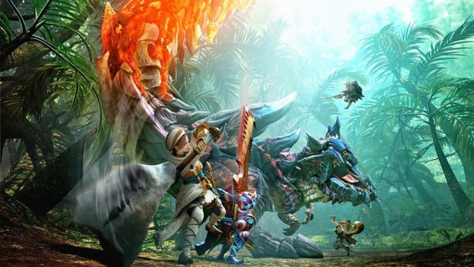 <i>Monster Hunter Generations</i> Is Not Quite a Generational Leap