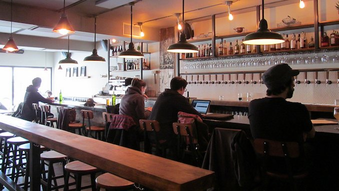 Take Five: Montreal's Brewpubs