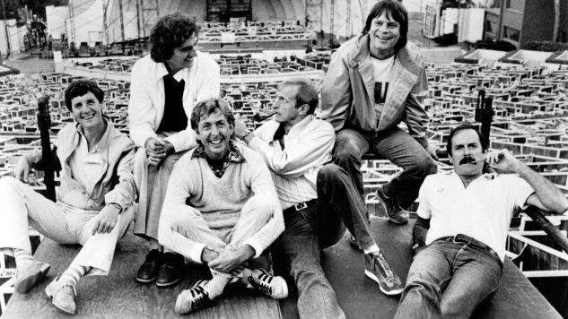 "Listen to Monty Python's ""Lumberjack Song"" Live in 1976"
