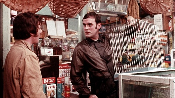 The Unknown Hero Who Saved <i>Monty Python's Flying Circus</i> From Being Erased