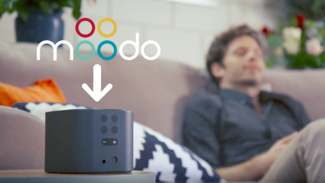 Moodo Is a Smart Fragrance Box That Lets You Control Your Home's Scent from Your Phone