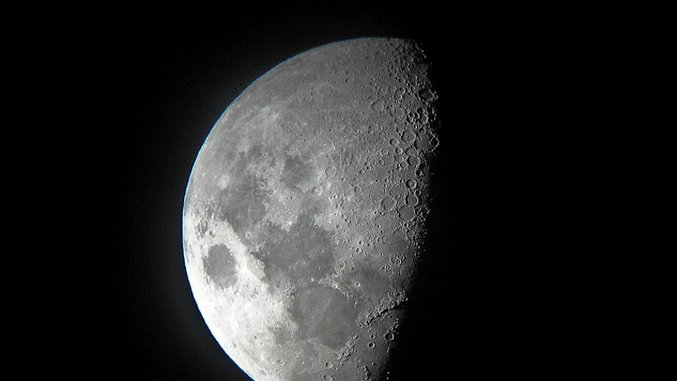 There Is A New Theory About How the Moon Was Formed