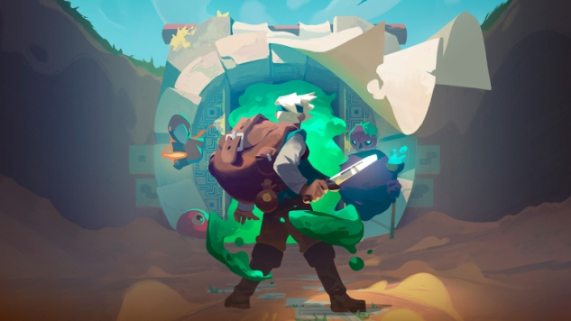 Finding the Right Work-Life Balance with <i>Moonlighter</i>