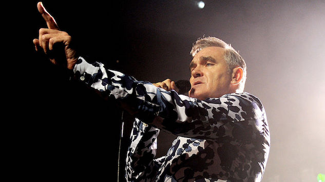 "The Smiths Reissue Their Single ""The Queen Is Dead"""