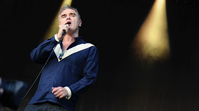 "Morrissey Releases First New Single in Two Years, ""Spent the Day in Bed"""
