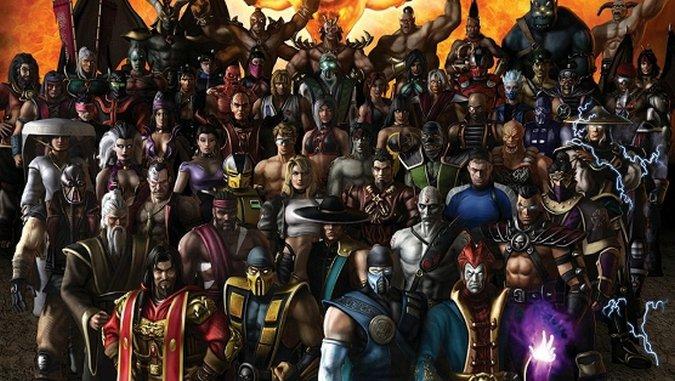 The 25 Koolest Kombatants Of Mortal Kombat Paste
