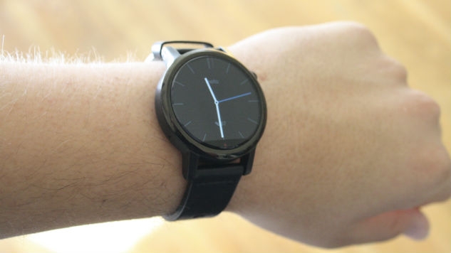 Moto 360 (2015) Review: The Desire of My Wrist