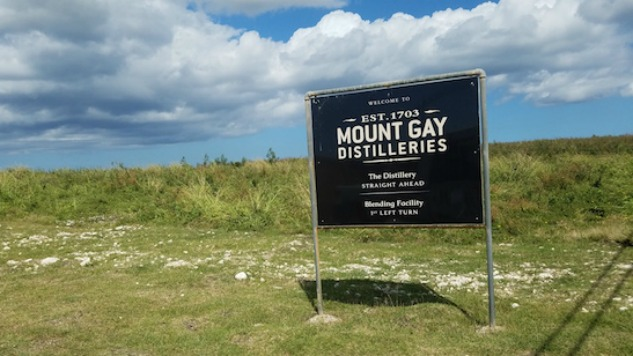 Take a Tour of Mount Gay's Barbados Distillery