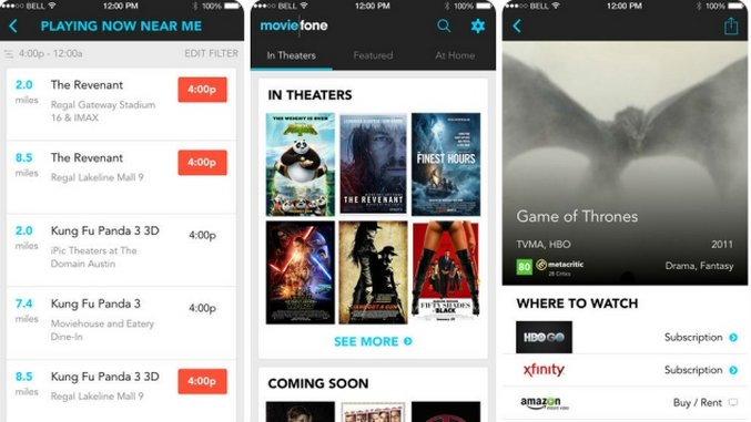 The 10 Best Movie Going Apps for iOS