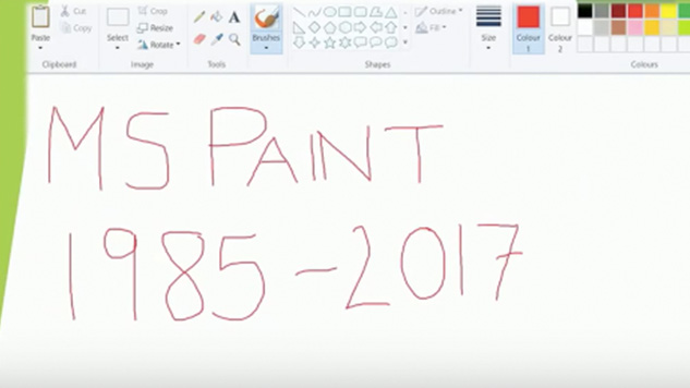 Microsoft is Finally Ditching MS Paint in Its Next Update