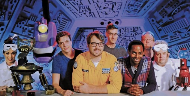 <i>MST3k</i> Revival Officially Announces April Premiere on Netflix