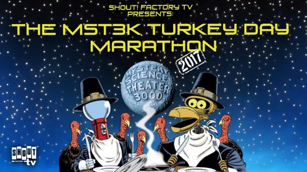 <i>MST3K</i>'s Turkey Day Marathon Will Return Again in 2017