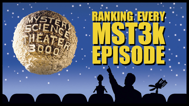 Ranking Every <i>MST3K</i> Episode, From Worst to Best