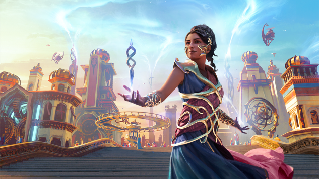 A First Glimpse at <i>Magic: The Gathering&#8212;Kaladesh</i>