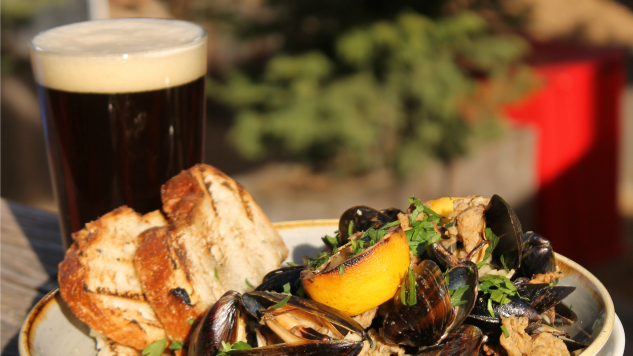 Beer in the Kitchen: How to Make Beer Mussels