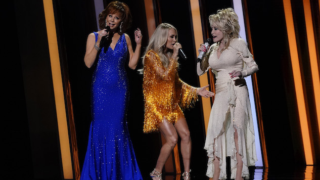 The Highwomen, Reba McEntire, Kacey Musgraves & More Light Up The 2019 CMA Awards