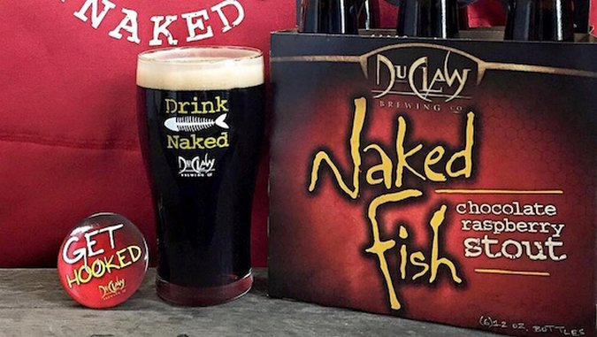 DuClaw Naked Fish Review