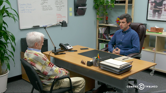 <i>Nathan For You</i>, a Great Show, Should End Tonight
