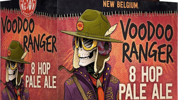 New Belgium Shakes Up Lineup for 2017