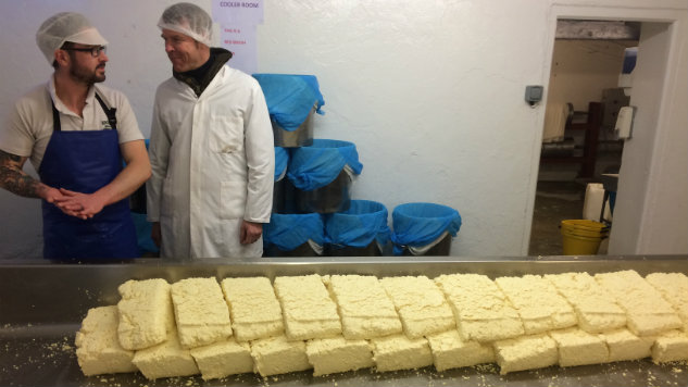 Britain's Got (Cheese) Talent: A Week With Neal's Yard Dairy