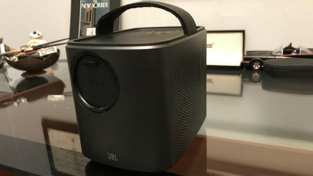 Anker's Nebula Mars Is the Perfect Portable Projector for Almost Everyone