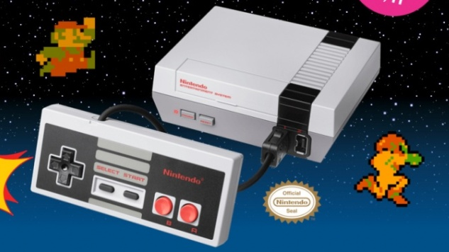 The NES Classic and the History of Nintendo's Product Scarcity