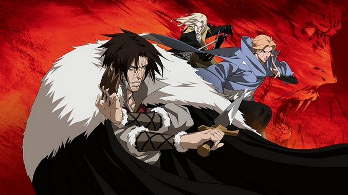 Netflix's Castlevania Series Forgets What Makes the Games Work
