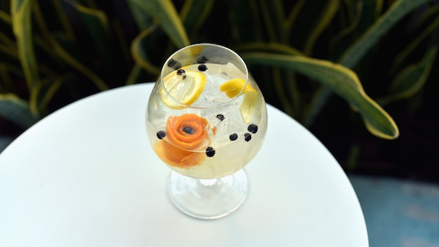 5 New Gin and Tonics for Spring