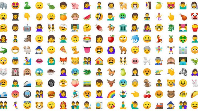 These Are the New Android Emojis (RIP Blob Face)