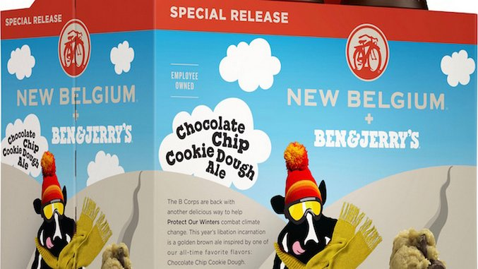 New Belgium is Making a Cookie Dough Beer