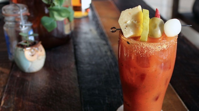 6 Spicy Bloody Marys for a Cold Weekend