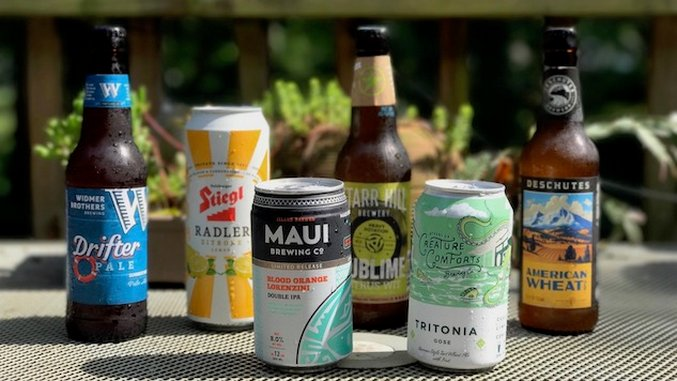 6 New Beers for Summer