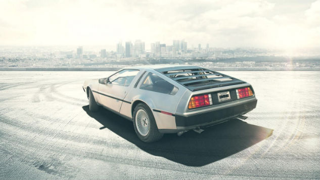 5 Things We Want in the Revived 2017 DeLorean DMC-12