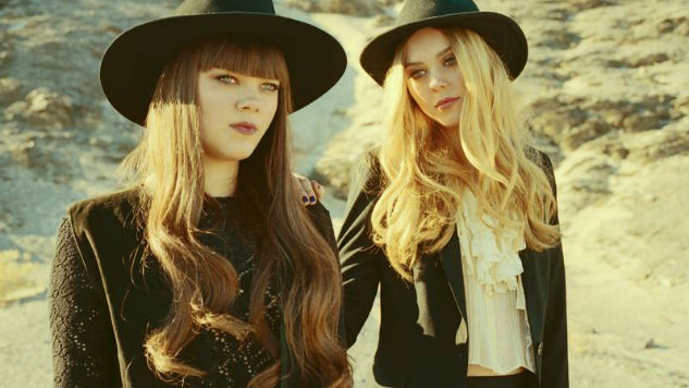 First Aid Kit Record New Song in Jack White's Third Man Studios