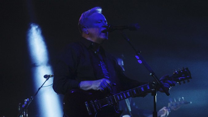 New Order at Radio City Music Hall